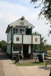 Wells upon Sea Signal Box