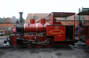 GP39. Hudswell Clarke 0-6-0WT 1643 of 1930