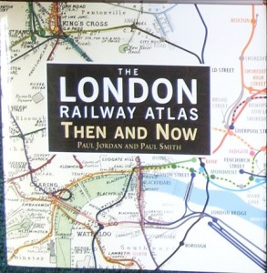 The London Railway Atlas Then And Now. £21.95.  A useful and engrossing atlas. It provides on facing pages a 1921 London railway map in 45 sections, each opposite a 2016 map of the lines and stations of precisely the same area.